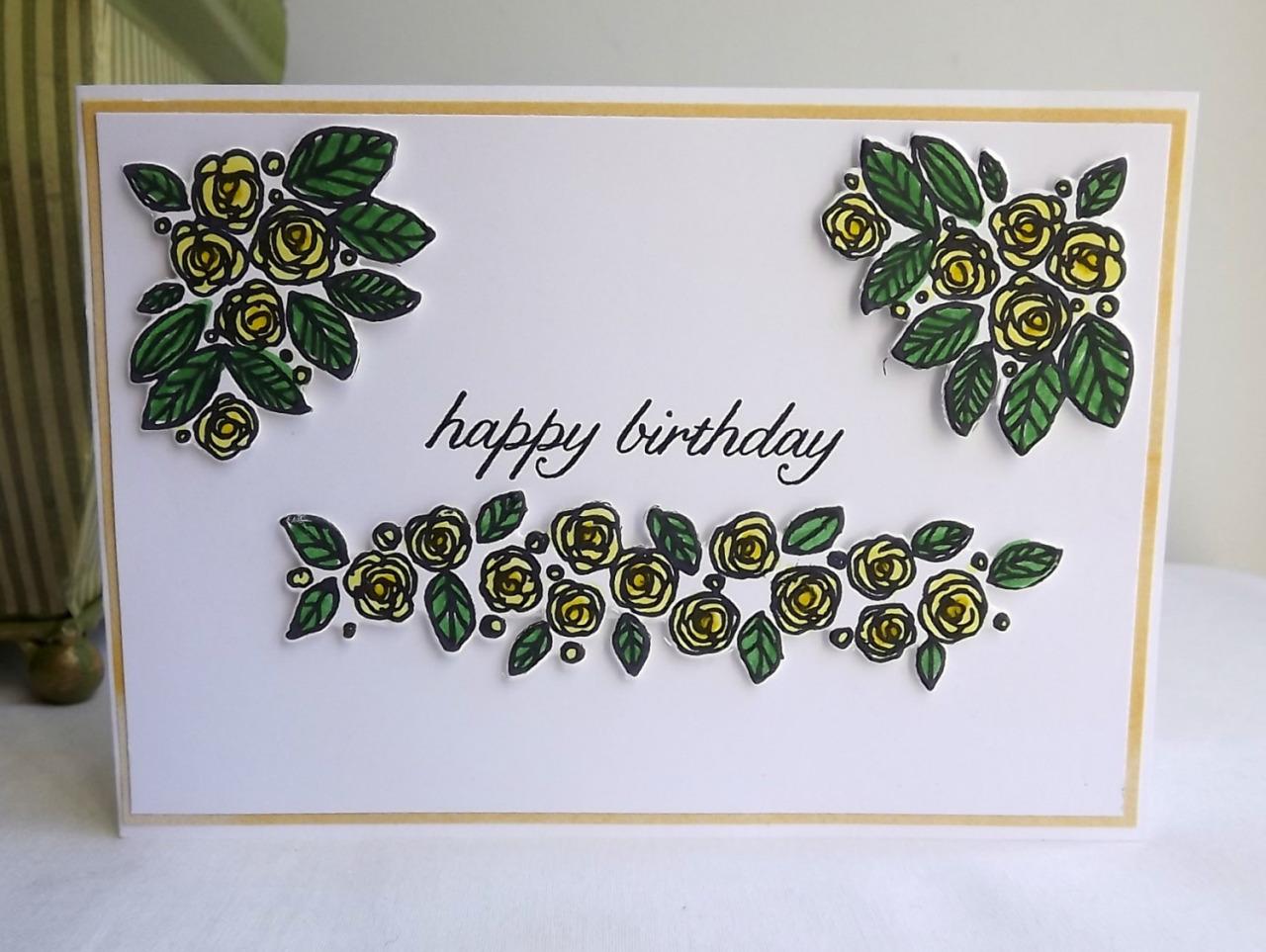 carte anniversaire à faire soi-meme gratuite 51
