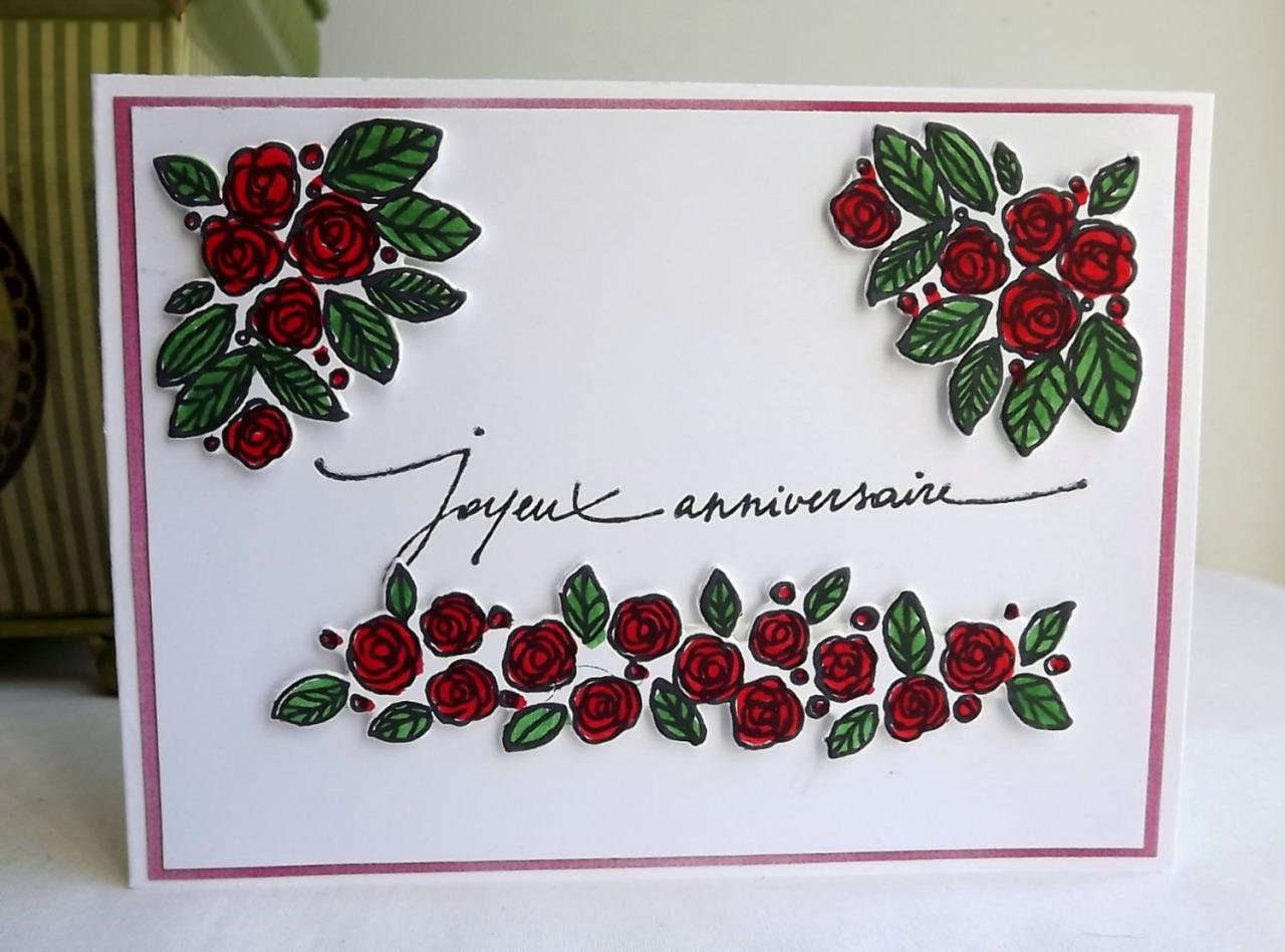 Carte anniversaire faire soi meme gratuite 54 photo de carte fait main - Carte d invitation anniversaire a faire soi meme gratuit ...