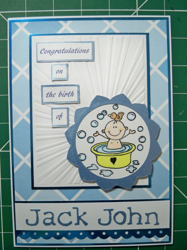 fabriquer carte anniversaire 21