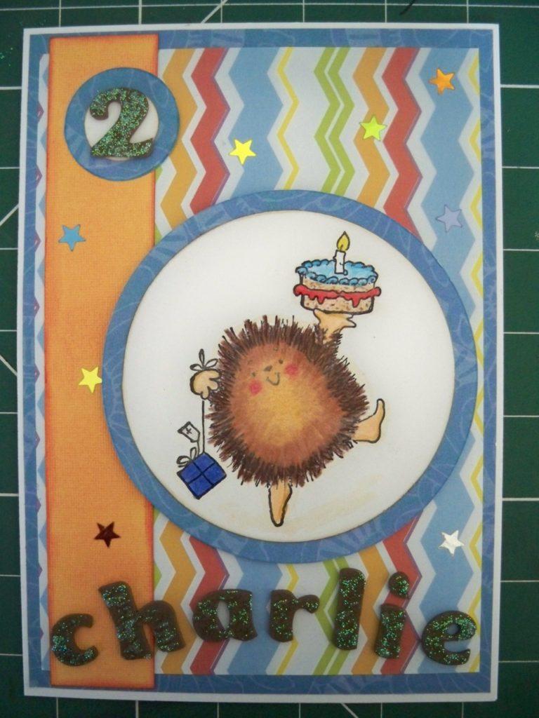 fabriquer carte anniversaire 43