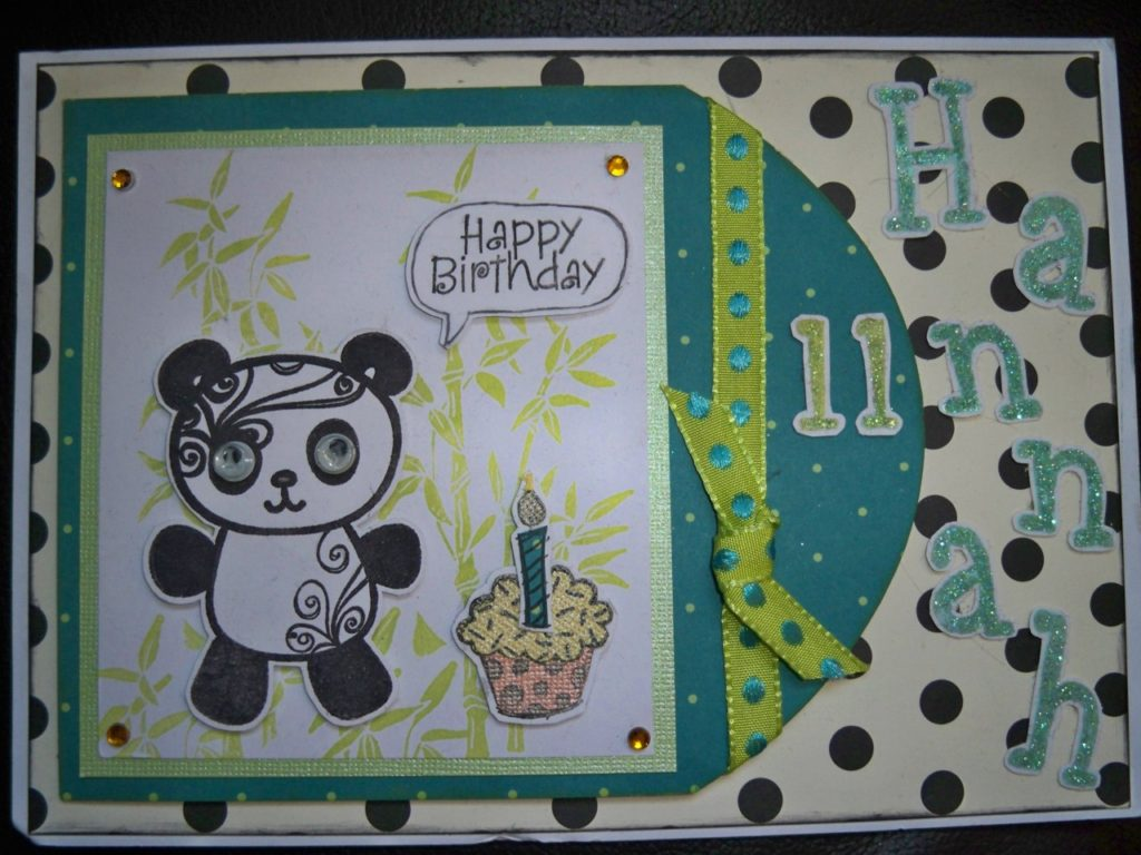 fabriquer carte anniversaire 49
