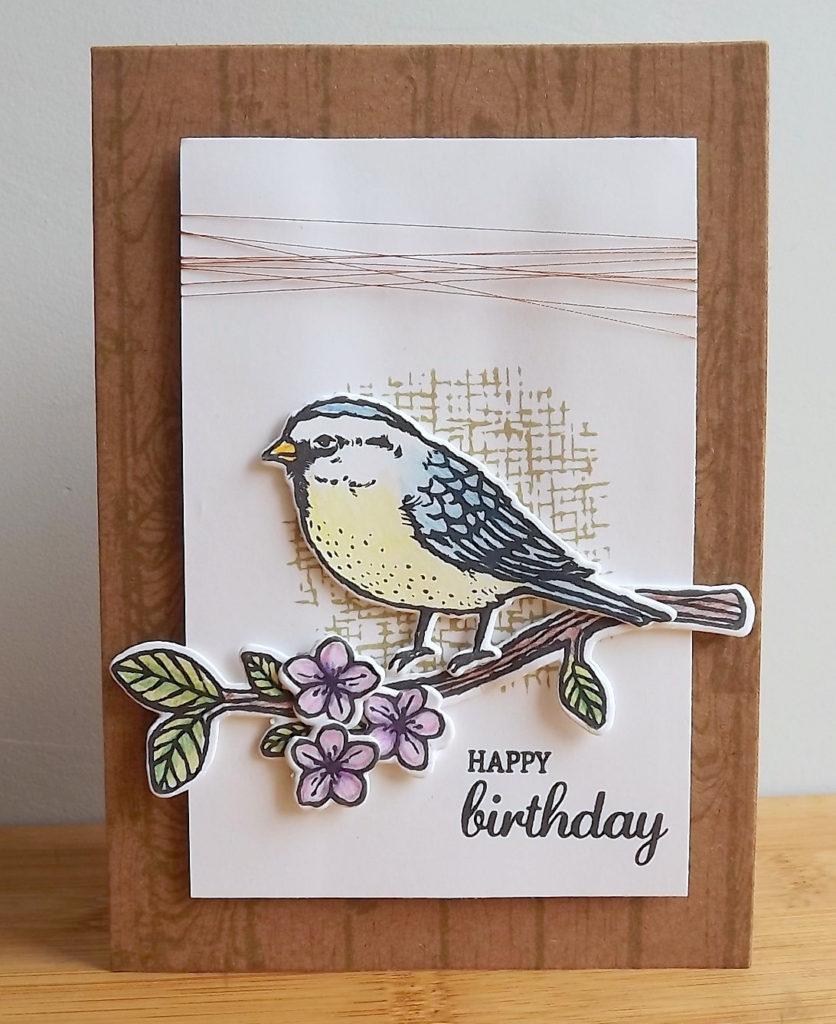 Bricolage facile à faire soi-même pour une carte d'anniversaire idée 09
