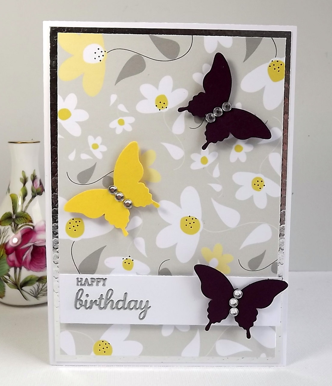 Bricolage facile à faire soi-même pour une carte d'anniversaire idée 19