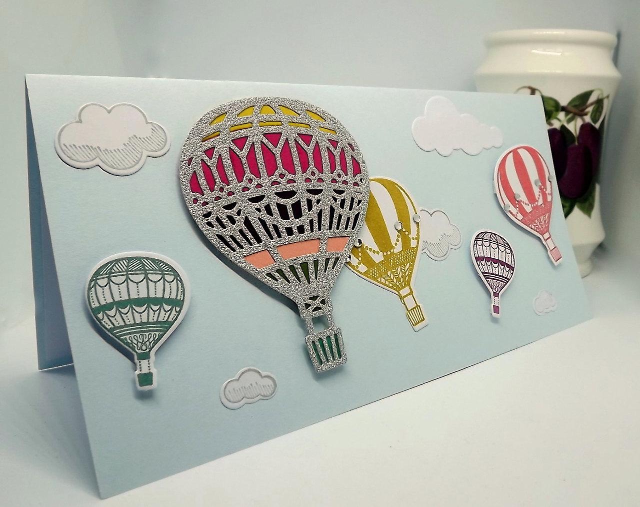 Bricolage facile à faire soi-même pour une carte d'anniversaire idée 23