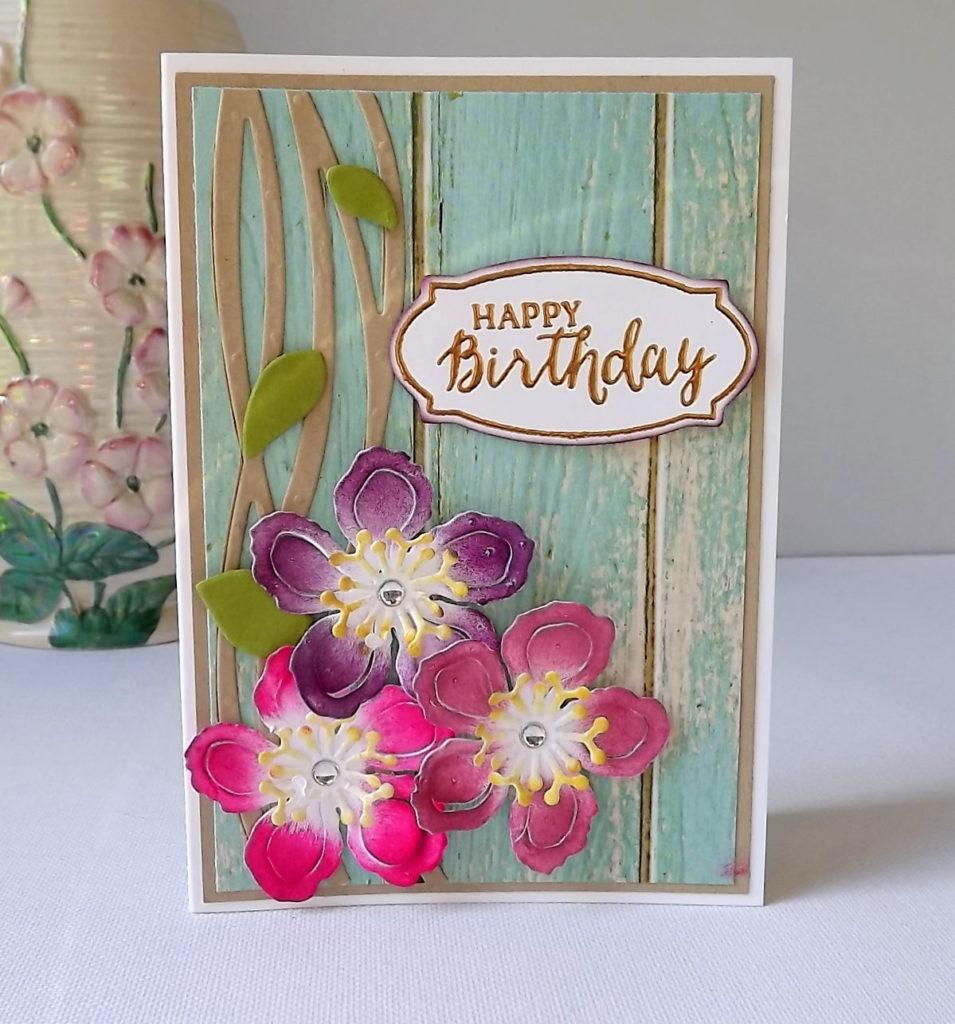 Bricolage facile à faire soi-même pour une carte d'anniversaire idée 29