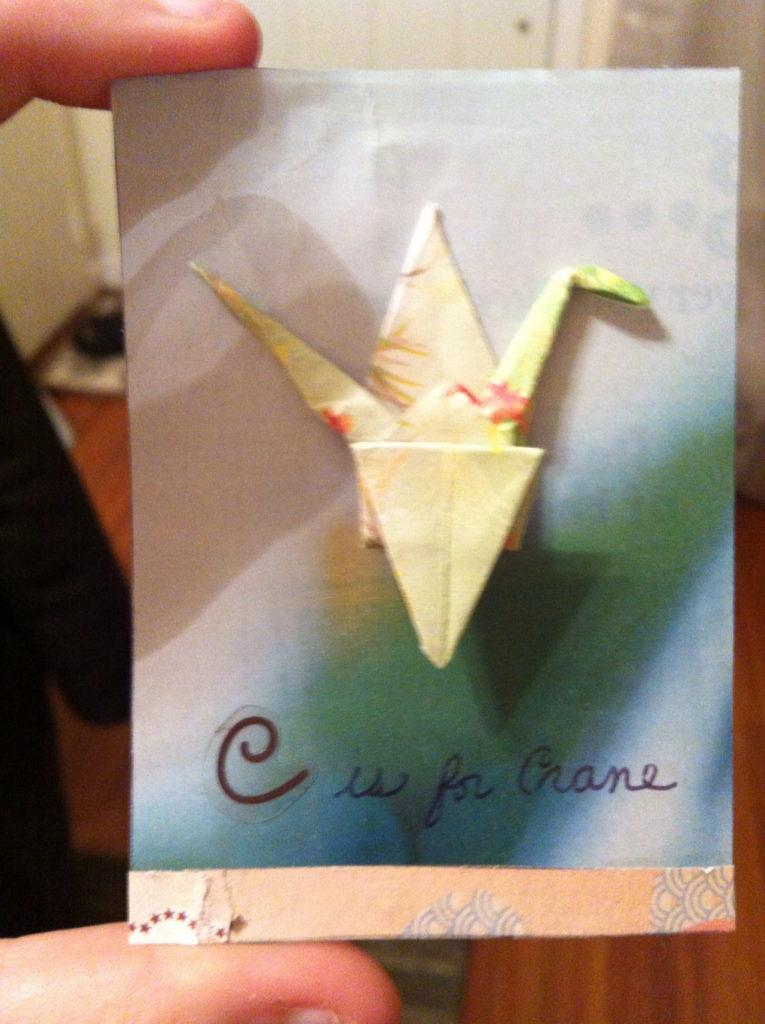 belle idée de carte fait main et fait maison par Allie 01