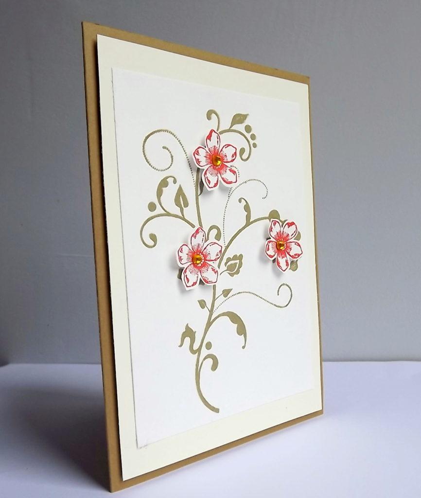 carte d anniversaire faite maison par maudie num ro 14 photo de carte fait main. Black Bedroom Furniture Sets. Home Design Ideas