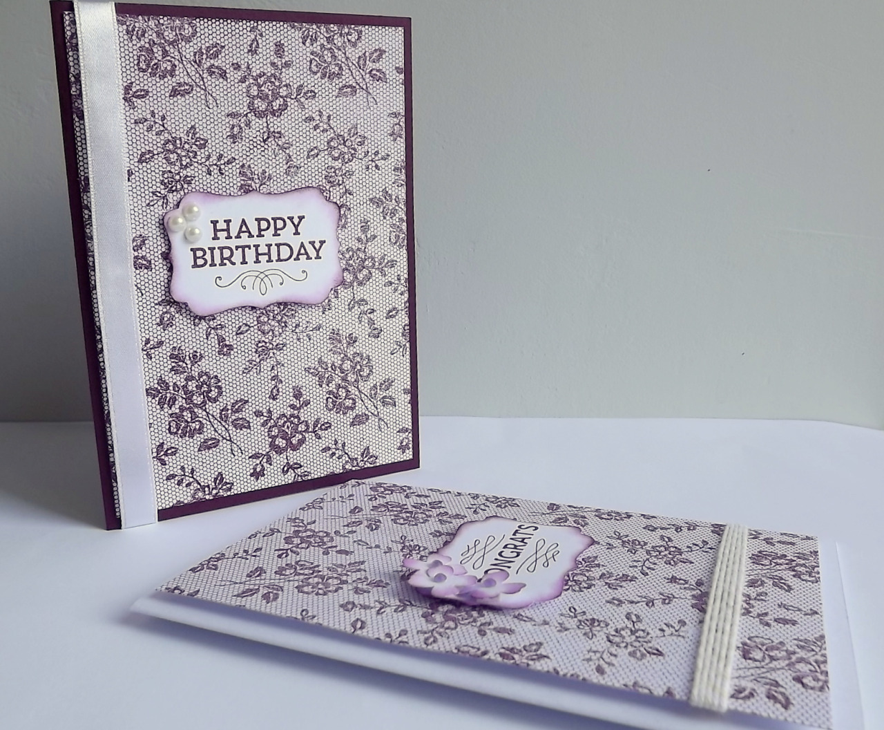carte d'anniversaire faite maison par Maudie numéro 19