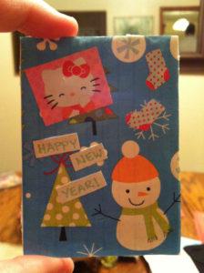 carte spéciale anniversaire par Allie idée 02