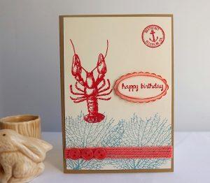 idée 11 pour une carte d'anniversaire fait soi même à la maison