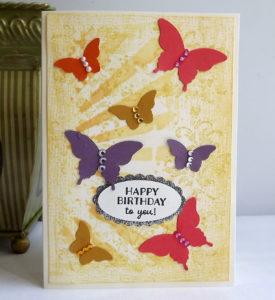 Photo de carte fait main la plus belle carte faire soi m me la votre et celle qui est - Carte anniversaire fait main ...
