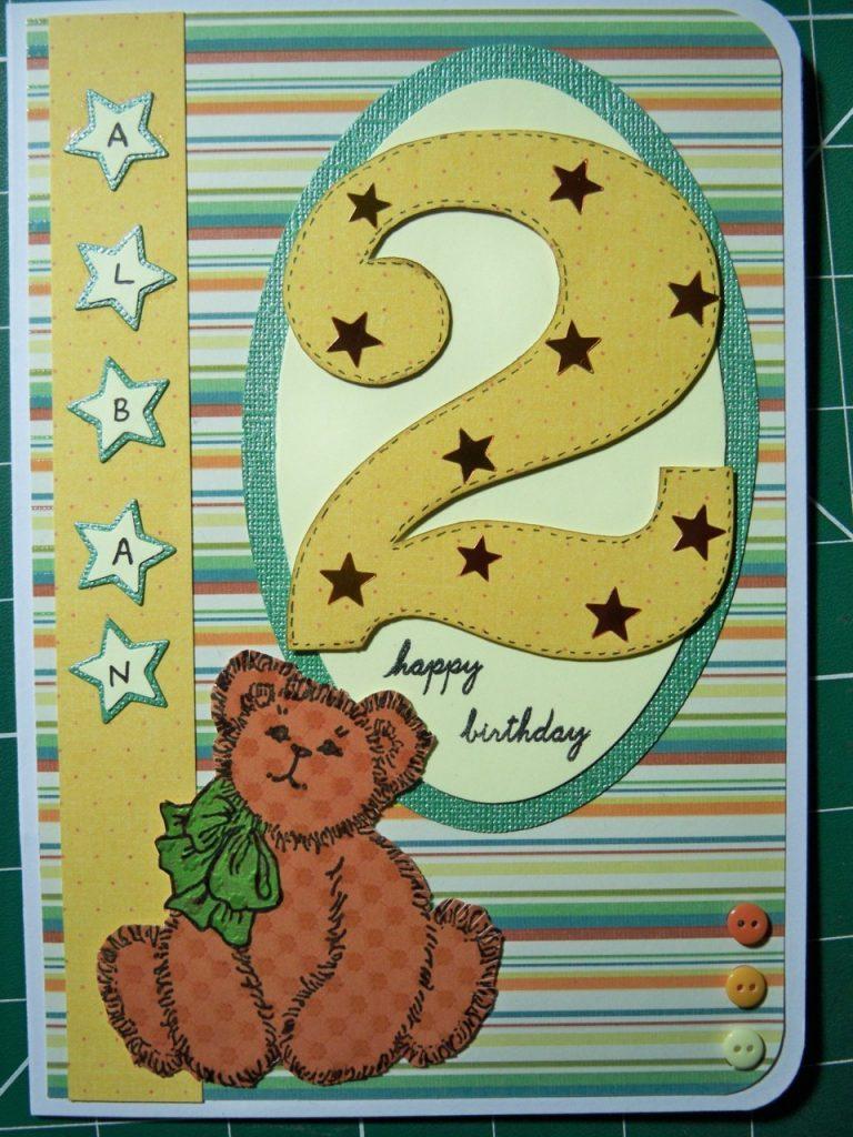 carte d invitation anniversaire a faire soi même