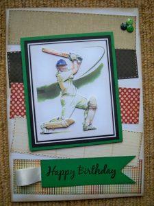 carte d'anniversaire diy